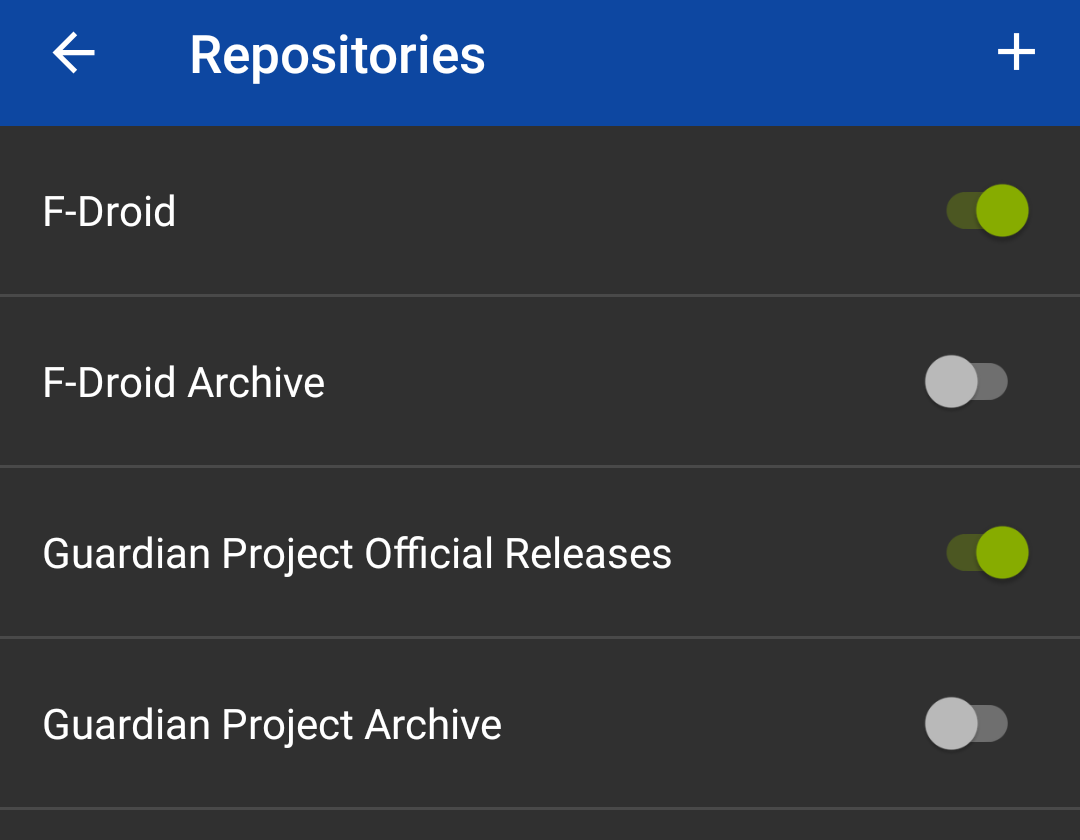 Guardian-Project-Repo-F-Droid